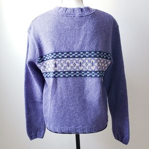 Northern Reflections Sweaters - VINTAGE Northern Reflections Cropped Sweater
